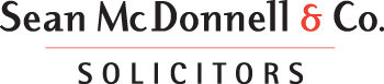 Sean McDonnell Solicitors Logo